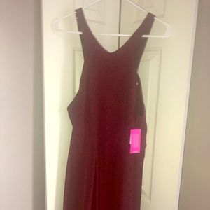 Justfab. Lovely Midi Dress. NWT!